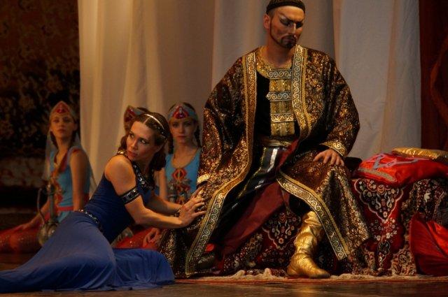 Балет Бахчисарайский фонтан