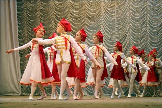 Балет в Кирове