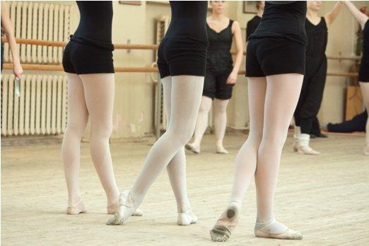 Балет - репетиции