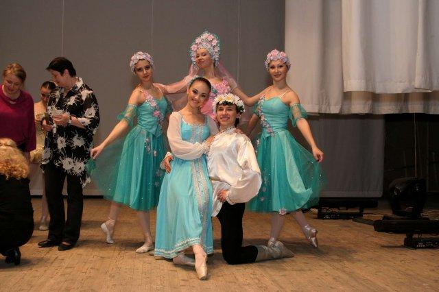 Балет Васнецовская сказка